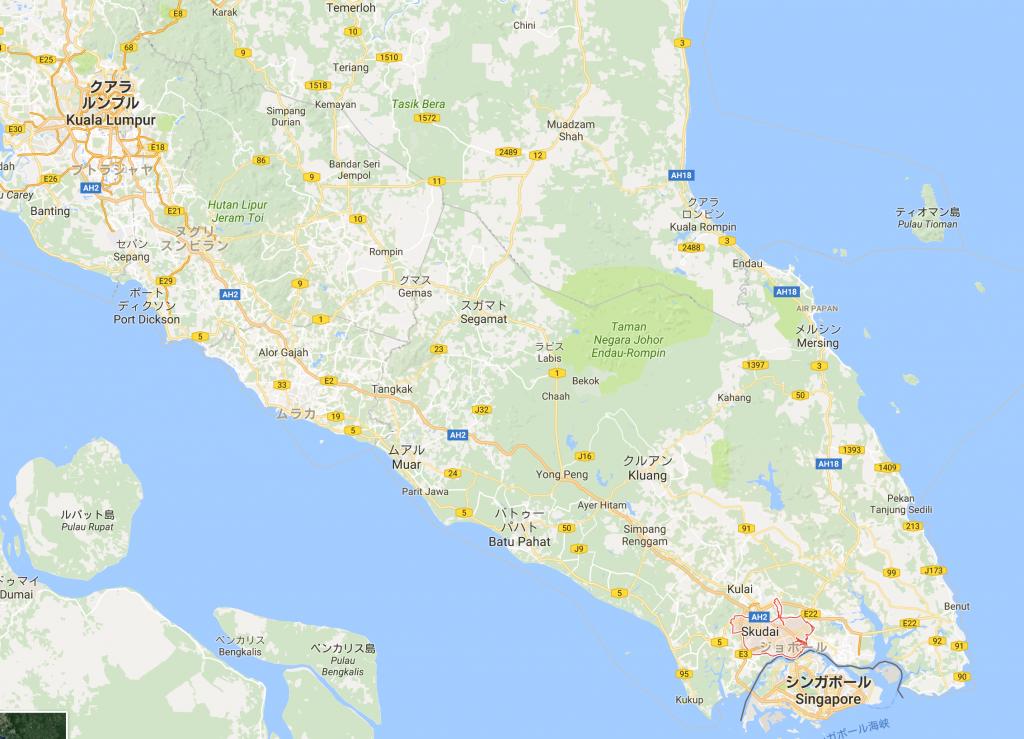 マレーシアに移住したらどうなのか!? タイ移住と比較してみた編